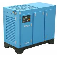 China 15 KW Low Pressure Screw Air Compressor With Two Stage Compression on sale