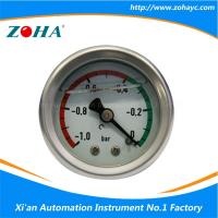 China Vacuum Gauge Oil Filled with Cheap Price and High Quality on sale