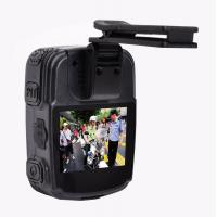 Mini Police Body Worn Security Camera HD Night Vision Support Burst Photo Water Mark User ID Manufactures
