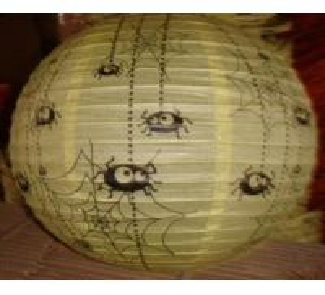 Quality Beautiful Halloween Paper Lanterns (CVG007) for sale