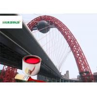 Multi - colored Epoxy Finish Protective Coating Paint For Steel Bridges Manufactures