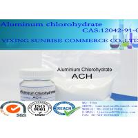 ACH Aluminum Chlorohydrate Common Chemical Compounds CAS 12042-91-0 Manufactures
