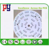 Fr4 Rigid Flex LED PCB Board 1.2MM Thickness 4MIL Min Hole Size UL Approval Manufactures