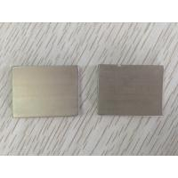 Air Conditioning Compressor Neodymium Permanent Magnets With High Strength Manufactures
