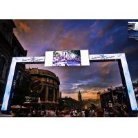 China Light Weight Slim Waterproof Rental LED Display P6 Concert / Event LED Screen on sale