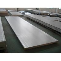 JIS Hairline 2B BA 301 304 321 430F 316L hot rolled Stainless steel plates 10mm - 2000mm Manufactures