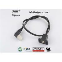 Customized Data Communication Cable Print / Adapter Wire Usb B Type To Usb B Type Manufactures