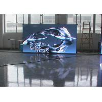 China P6 SMD3528 Indoor Led Display Screen Full Color With 2300 Cd/Sqm , 3 Years Warranty on sale