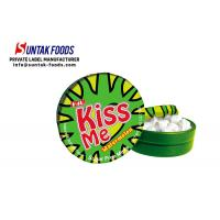 China Custom Low Calorie Candy , Personalized Wedding Candy With Low Sugar Watermelon Taste on sale
