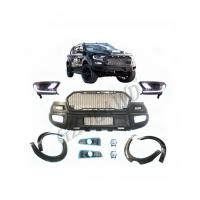 China Ford Ranger Wildtrak Raptor Facelift Body Kits With LED Headlights on sale