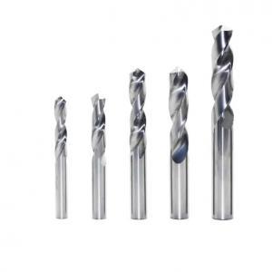 China Twist Drill 8205100000 High Speed Steel CNC Cutting Bits on sale