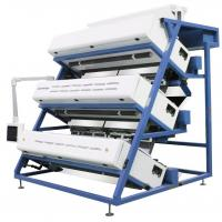 High Frequency Tea Color Sorter Five Layer , CCD Color Sorting Machine Manufactures