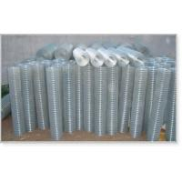 China High Intensity Eletric-Galvanised / PVC-Coated Welded Iron Wire Mesh Roll Packing on sale