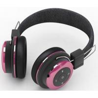 China Noise Reduction Foldable Bluetooth Stereo Headphone for Music Stream & HandsFree Calling on sale