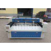 1300 * 2500mm laser engraving and cutting machine / plastic fabric cnc co2 laser engraving machine Manufactures