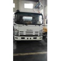 Sewer Cleaning Vehicle Airport Ground Support Equipment 0.25 - 0.35 MPa Pressure Manufactures