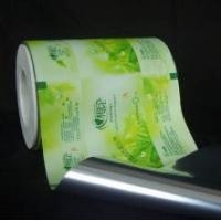 Custom Plastic Packaging Film For Tissue Printing Eco Friendly Moisture Proof Manufactures