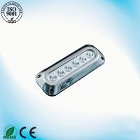 Waterproof 18 W Led Pool Lights IP68 Rgb Led Boat Drain Plug Lighting DC 12 - 24v Manufactures