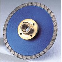 Turbo Flush cutting blades diamond cutting blade for stone granite with flange M14,5/8-11 Manufactures