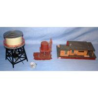 HO scale train layout model lamppost lamp Manufactures