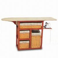 Storage Case/Box with Ironing Board, Customized Shapes and Designs are Available Manufactures