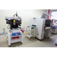3250 Semi-auto solder paste stencil printer, SMT stencil printing machine 320 for sale