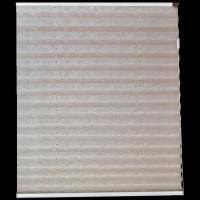 China Colourful Manual Windows Shades Blinds Blackout, Fabric Pleated Blinds on sale