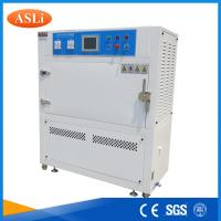 China CE 280 ~ 400nm UV  Aging Testing Chamber With N/A Irradiance Range 30 ~ 70°C BPT on sale