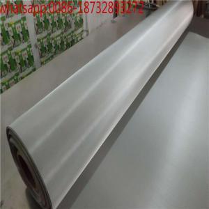 platinum coated titanium woven wire mesh screen/120 180 300mesh fine ti wire clothing titanium mesh Manufactures