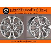 China Hyper Silver 15inch US Wheel / Replica OEM Wheels For Ecospor on sale