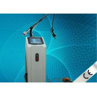 RF Fractional CO2 Laser Tatoo Pigmentaiont Removal Shrinking Pore Machine Manufactures