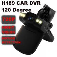 China H189 2.5 inch TFT DC 5V Motion Activated Digital camera HD720p Car Black Box Video playing on sale