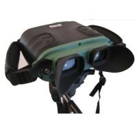 Police Uncooled Binocular Thermography Thermal Imager With Monochrome Manufactures