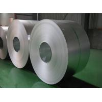 EN Hot Dip Galvanized Wear Resistant Stainless Steel Coil DX53D , Width 1000mm Manufactures