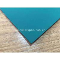 Professional Green Rubber Ground Matting Easy Installation Tensile Strength 3-10Mpa Manufactures