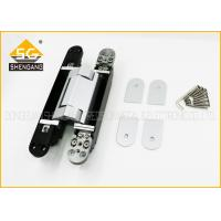 Commercial Zamak Heavy Duty Hinges , 180 Degree Cupboard Door Hinges Manufactures