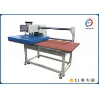 Fully Automatic T Shirt Heat Transfer Machine with Pneumatic System Manufactures