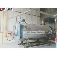 High Efficiency Customized Thermal Oil Boiler Large Combustion Chamber Manufactures