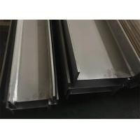 China Hot Rolled Structural Rolled Steel Profiles , 304 316L Pickling Blasting Surface Stainless Steel Bar on sale