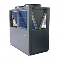 China 42 KW Hot Water Air Source Heat Pump / Heating And Cooling Heat Exchanger on sale
