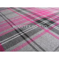TR Check 65% Polyester 35% Rayon Yarn Dyed Fabric Item No. Wjy5258 Manufactures