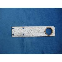 "5/4""galvanized steel sheet cooper alloy bearing plate bearing for Green house ventilation Manufactures"
