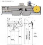 HDMJ-06  2 leafs center opening VVVF door operator Manufactures
