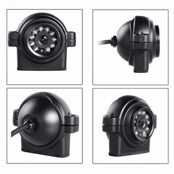 Quality Weatherproof DVR Car Reverse Camera System 15 - 20M IR Range 1280 * 960 Pixel for sale