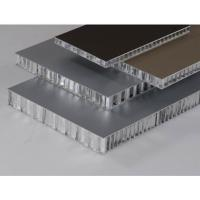 China 14mm Thickness 1.5*3m Aluminum Honeycomb Panels Architectural Ventilated Facades on sale