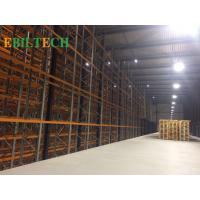 2000 - 3500mm Warehouse Vna Racking System , Very Narrow Aisle Racking Corrosion Protection Manufactures