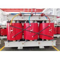 Compact Size Dry Type Transformer Safety For People / Property Three Phases Manufactures