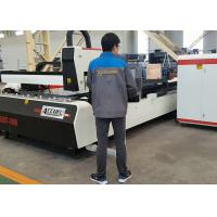 High Speed CNC Fiber Laser Tube Cutting Machine CAD / CAM Software Energy Efficiency Manufactures