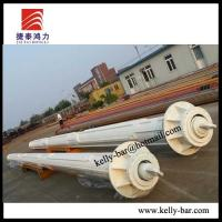 Kelly bar supplier bored pile drilling machine Bauer BG 25 28 36 drilling rig 368mm 394mm 470mm kelly bar Manufactures
