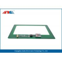 High Range RFID Reader Antenna 13.56MHz For RFID Monitoring System PCB Material Manufactures